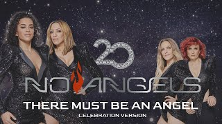 No Angels - There Must Be An Angel (Celebration Version) (Official Lyrics Video)
