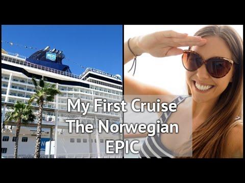 My First Cruise, The Norwegian Epic | xameliax Travel Vlog