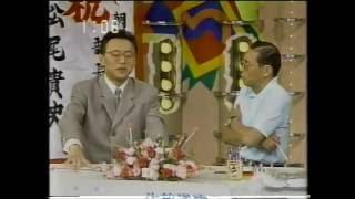 舛添要一を有名にするきっかけになった、松尾貴史のものまね