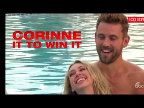Nick Viall The Bachelor Corinne It To Win It Preview