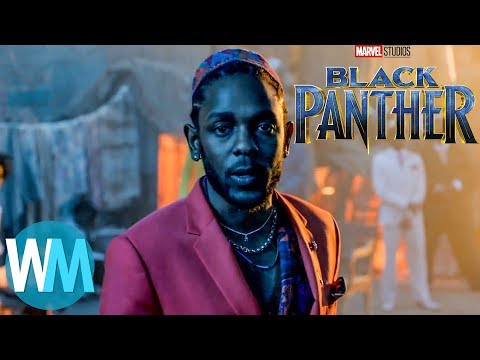 Top 5 Songs from the Black Panther Soundtrack