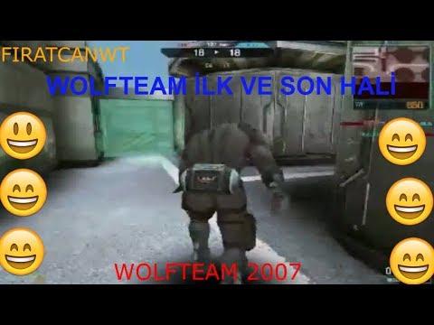 Wolfteam 2007 Oyuncu vs 2017 Oyuncu (Proluğa Yükseliş)