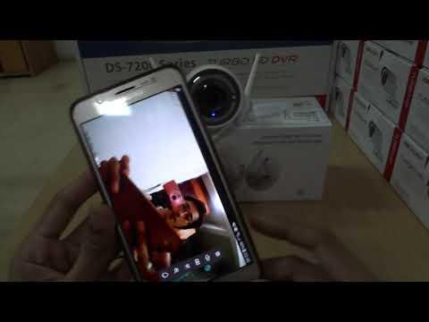 รีวิว EZVIZ C3W ดู Online ผ่าน app