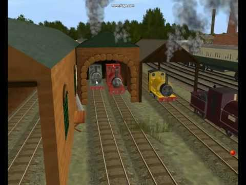 Skarloey' Nights Route Is Available
