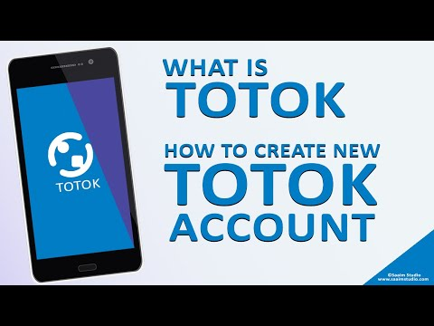 What is ToTok?  How to Create Totok New Account?