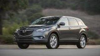Real World Test Drive Mazda CX-9 2015