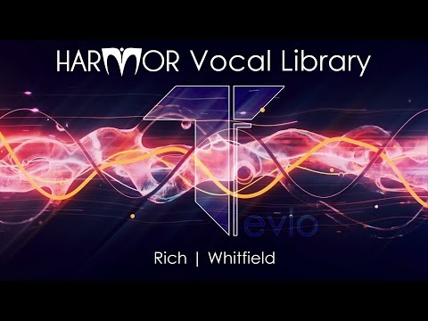 Harmor | Tevlo Vocals Library | Rich Whitfield - Hold (demo)
