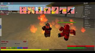 The Raid of Fire(Roblox Avatar Last Air bender) Part1
