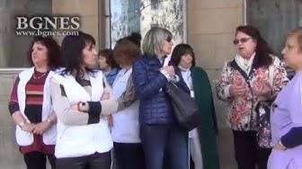 Лекарите в Хасково се присъединиха към протеста