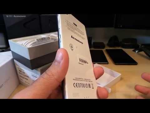 بالعربي فتح صندوق لينوفو فايب إكس تو Lenovo Vibe X2