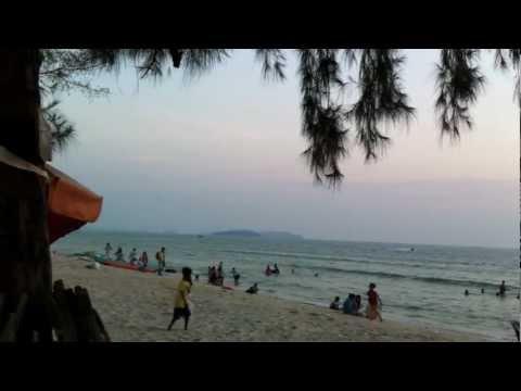 Cambodia Travel 2011 - SIHANOUKVILLE