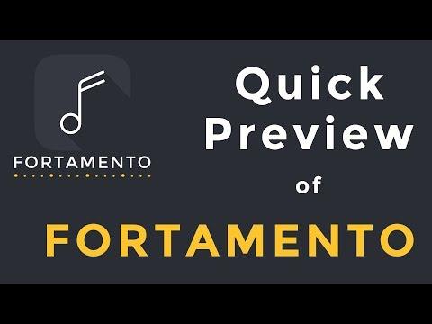 Fortamento Music Ideas Generator - Quick Preview