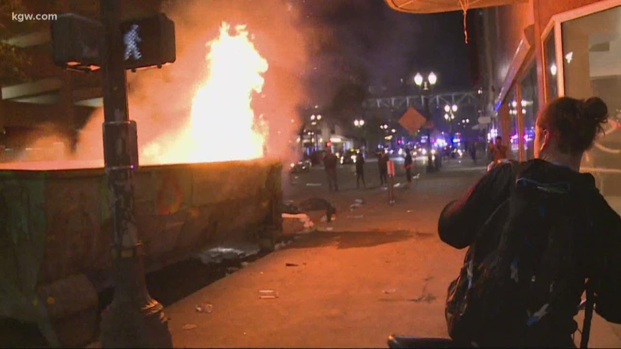 What can Portland leaders do about downtown violence?