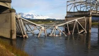 Bridge Collapse in Washington State
