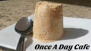Coffee Ice Cream - No Churn - Without Ice Cream Machine - Once A Day Cafe