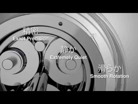 NIDEC-SHIMPO Traction Drive