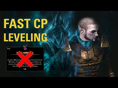 FARMING SPELLSCAR FAST CP LEVELING   From 347 to 358 in 3h without any XP  boosts!