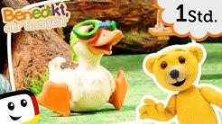 Benedikt der Teddybär: 1 Stunde bärenstarkes SPEZIAL • Kinderfilme Animation deutsch neue folgen