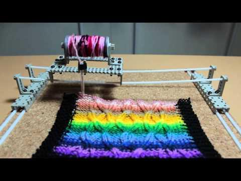 Knitting Printer
