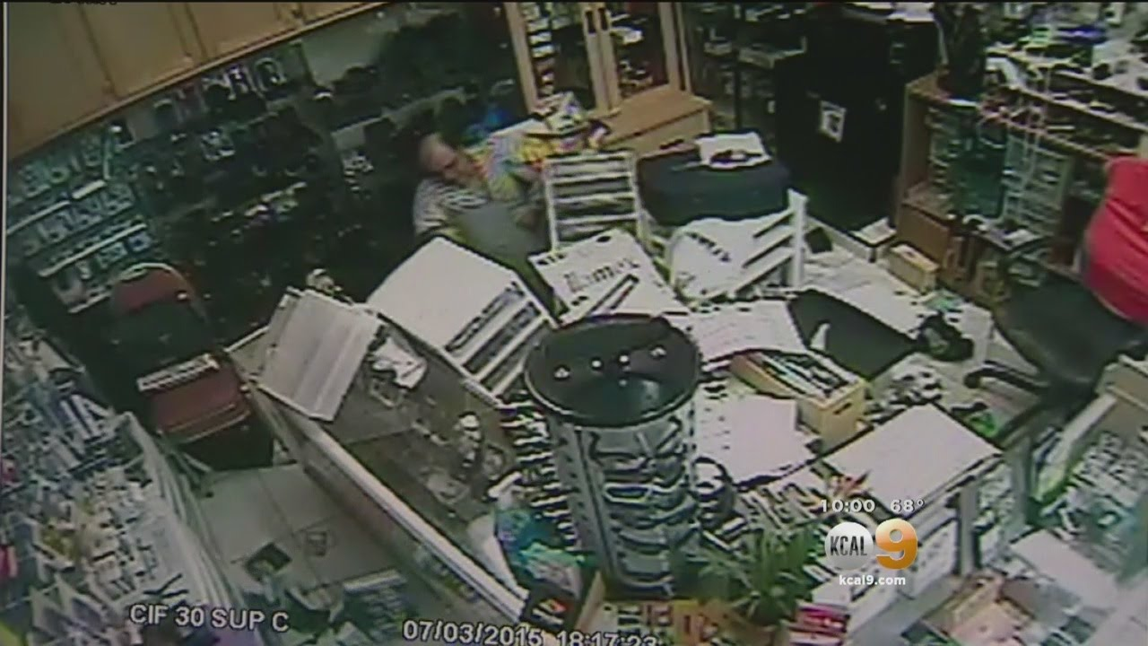 Download Caught On Camera: Violent Hours-Long Struggle Between Culver City Store Owner, Attempted Robber