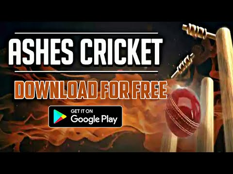 ASHES CRICKET 2017 DOWNLOAD FOR ANDROID OFFICIALLY || MUST WATCH || BAAP OF ALL CRICKET GAMES
