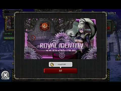 Metal Slug Attack - Royal Identity(EO : Stage Hell)