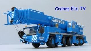 Conrad Liebherr LTM 1200-5.1 Mobile Crane