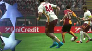 Pes 2016 Ana Lig Galatasaray Vs Roma Uefa Champions League Final