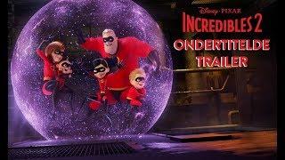 The Incredibles 2 | Ondertitelde Trailer | Disney BE