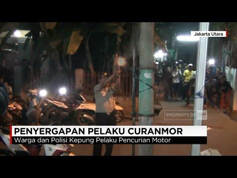 Dorr! Baku Tembak Polisi & Pencuri Motor di Jakarta Utara Mp3