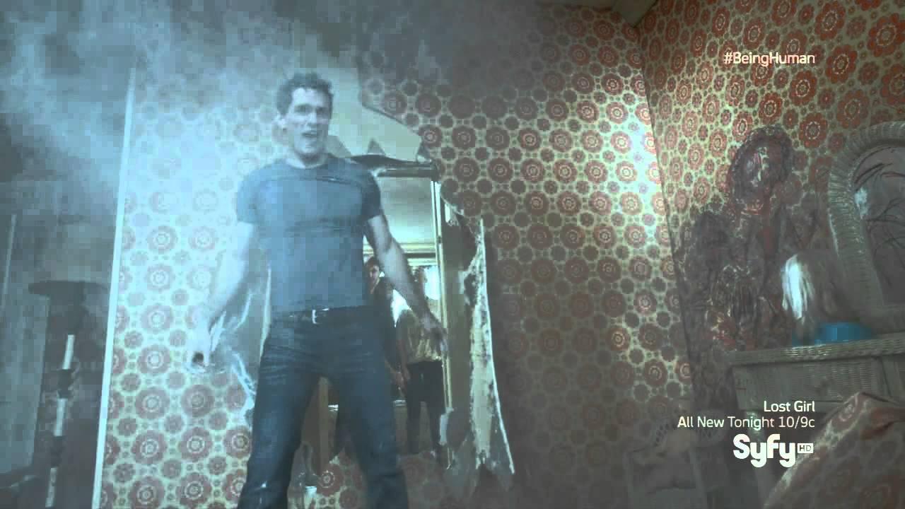 Being Human: Aidan Waite is Kool Aid man wall hacking ...Kool Aid Man Breaking Through Wall Youtube
