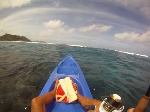Spinning: Fishing Little Fishes In Seychelles.mp4