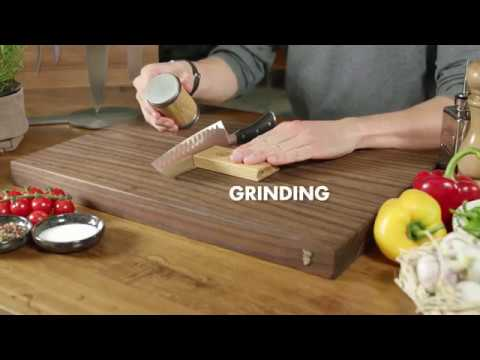 HORL-1993 Rolling Sharpener - Sharpen different knives