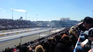 3.18s Fastest Top fuel quarter mile Zmax 2015
