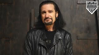 Bruce Kulick Reveals His Kiss Makeup