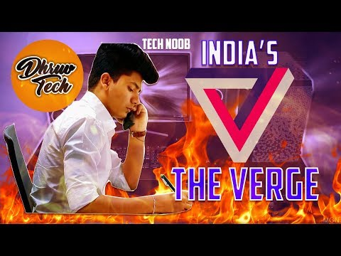 India's The Verge (HOW NOT TO BUILD A PC) Dhruv Tech Roast