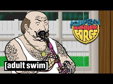 Some Solid Carl Scams | Aqua Teen Hunger Force | Adult Swim