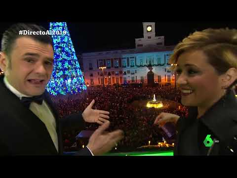 Cristina Pardo e Iñaki López dan una campanada de menos