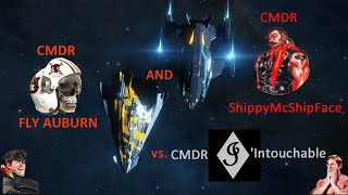 The Code - Fly Auburn and ShippyMcShipFace vs. L'Intouchable