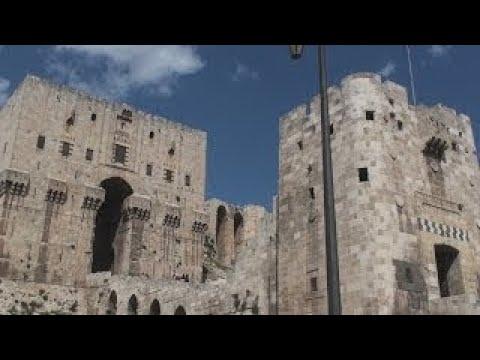 Citadel of Aleppo قلعة حلب Syria سوريا