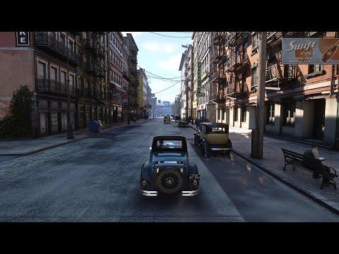[8K] Mafia Definitive Edition | RTX 3090 |Beyond all Limits rtgi preset + Nvidia RTX | Modded