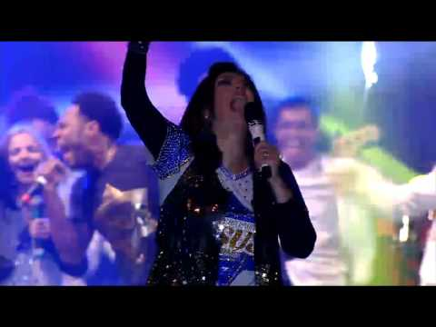 Renascer Praise - 1000 Graus - Marcha para Jesus2016SP 720p60 HD