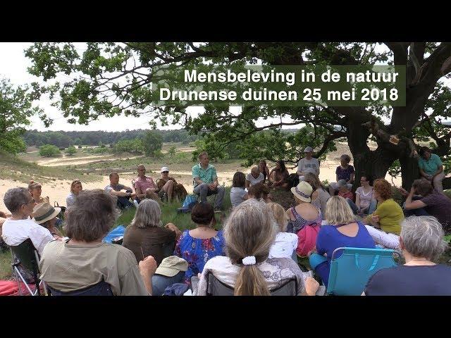 Mensbeleving Drunense duinen met Martijn van Staveren | Deel 1