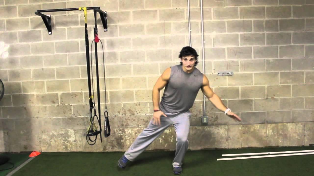 Single leg squat variations