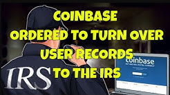 Judge Orders Coinbase to Turn Over User Records to IRS | Are You Affected?