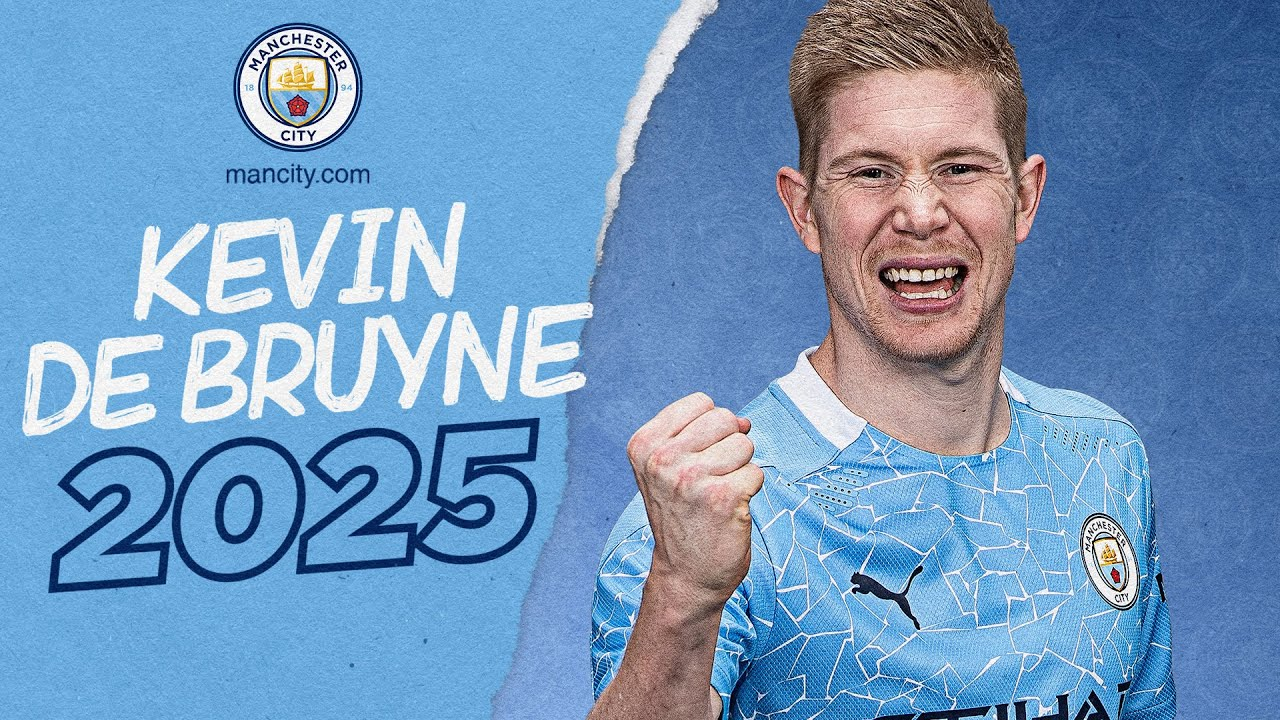 KEVIN DE BRUYNE | CONTRACT EXTENSION