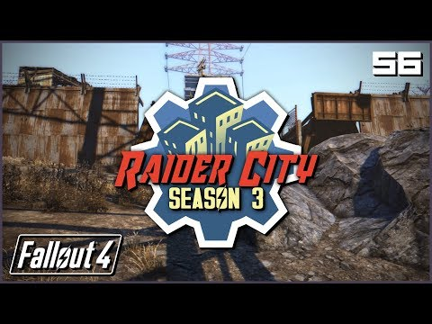 Red vs Blue | Fallout 4 Sim Settlements [Modded] Episode 56