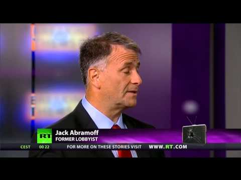 Legalized Bribery   Interview with Ex-Lobbyist Jack Abramoff