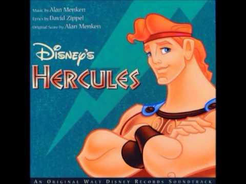 Hercules OST  10  I Wont Say Im In Love