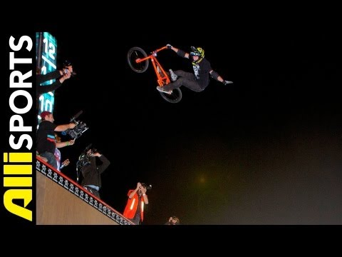 Best Of BMX at Pro Games in Santiago, Chile MegaRamp 2.0, Alli Sports